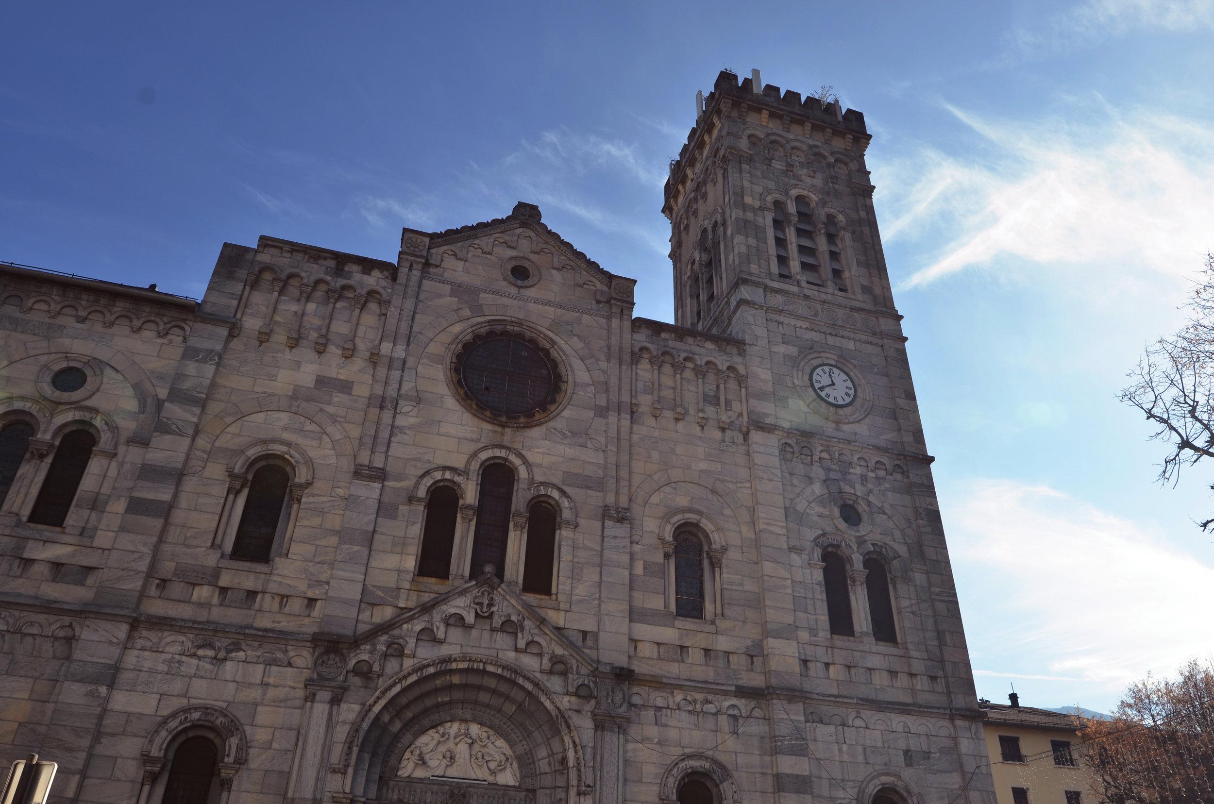 Église Notre-Dame-de-l'Assomption Luchon
