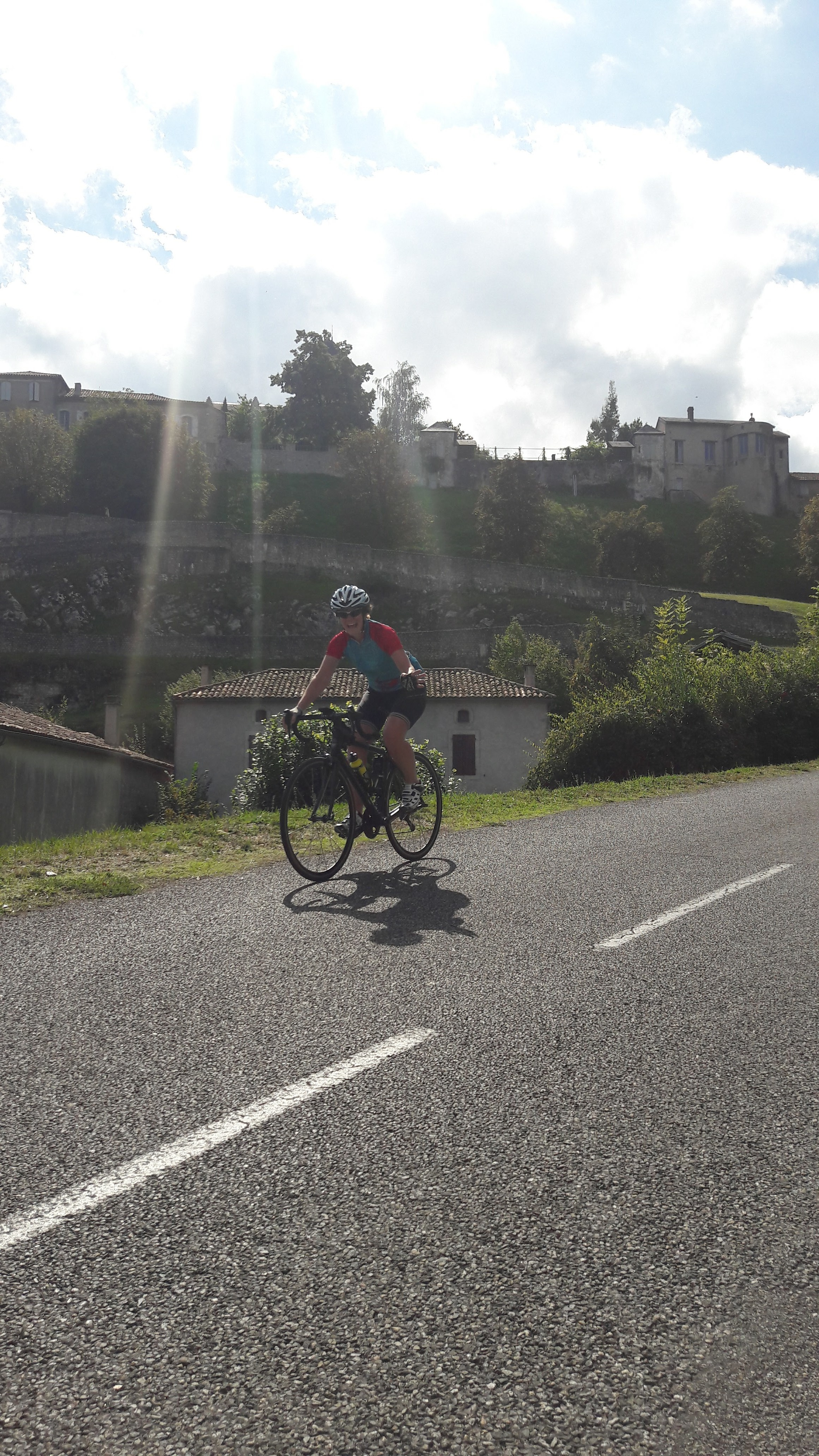 Valley ride near St Bertrand de Comminges