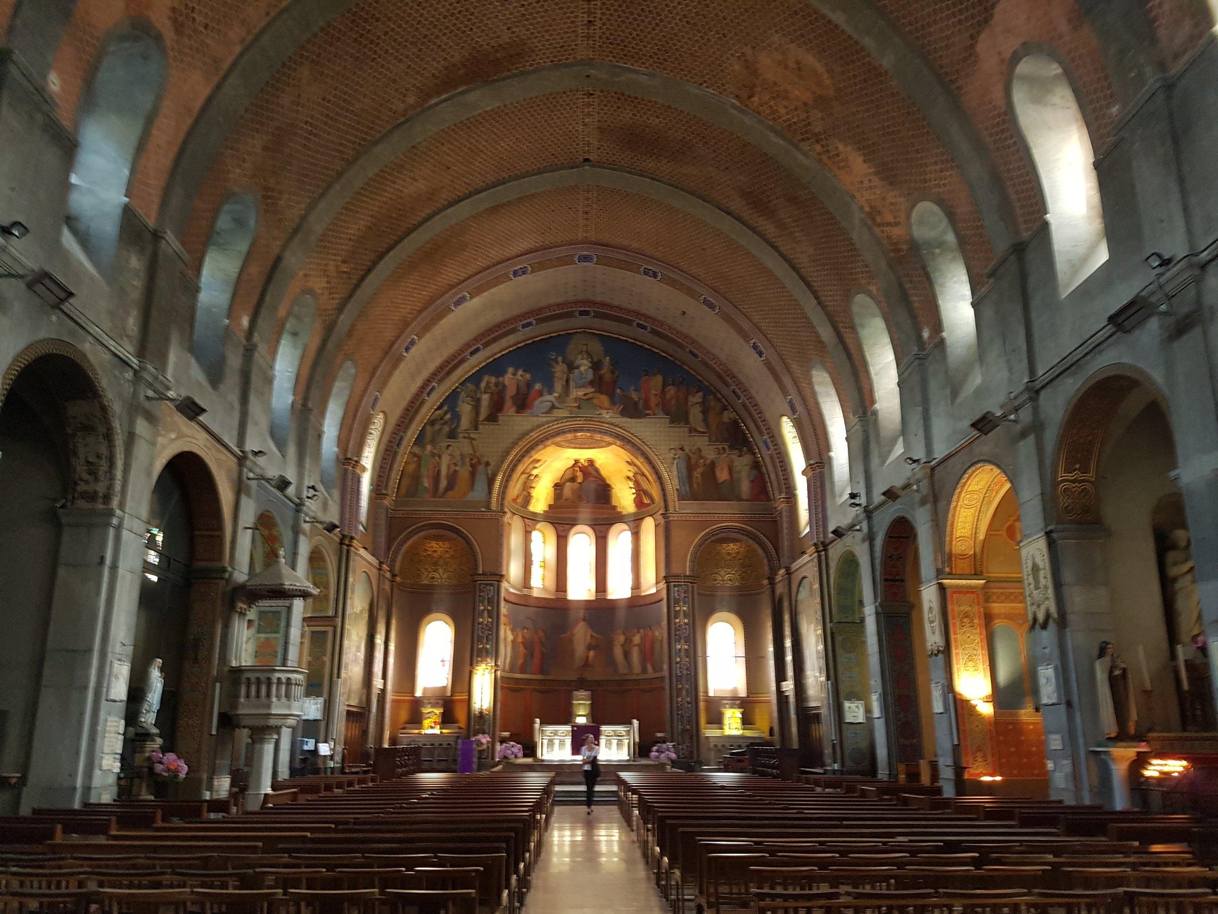 Église Notre-Dame-de-l'Assomption, Luchon
