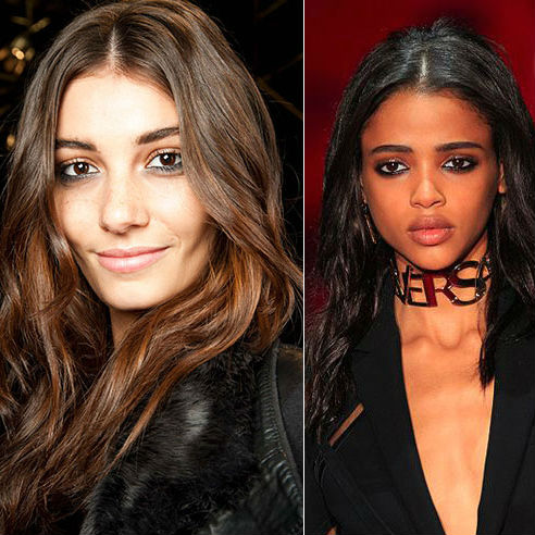 "FLARE:  How To Get ""Rich Girl"" Beach Hair   Combine beachy waves with glossy bends and you get the kind of hair a socialite might achieve after a day lounging on a  private island . We dub it ""rich girl"" beach hair."