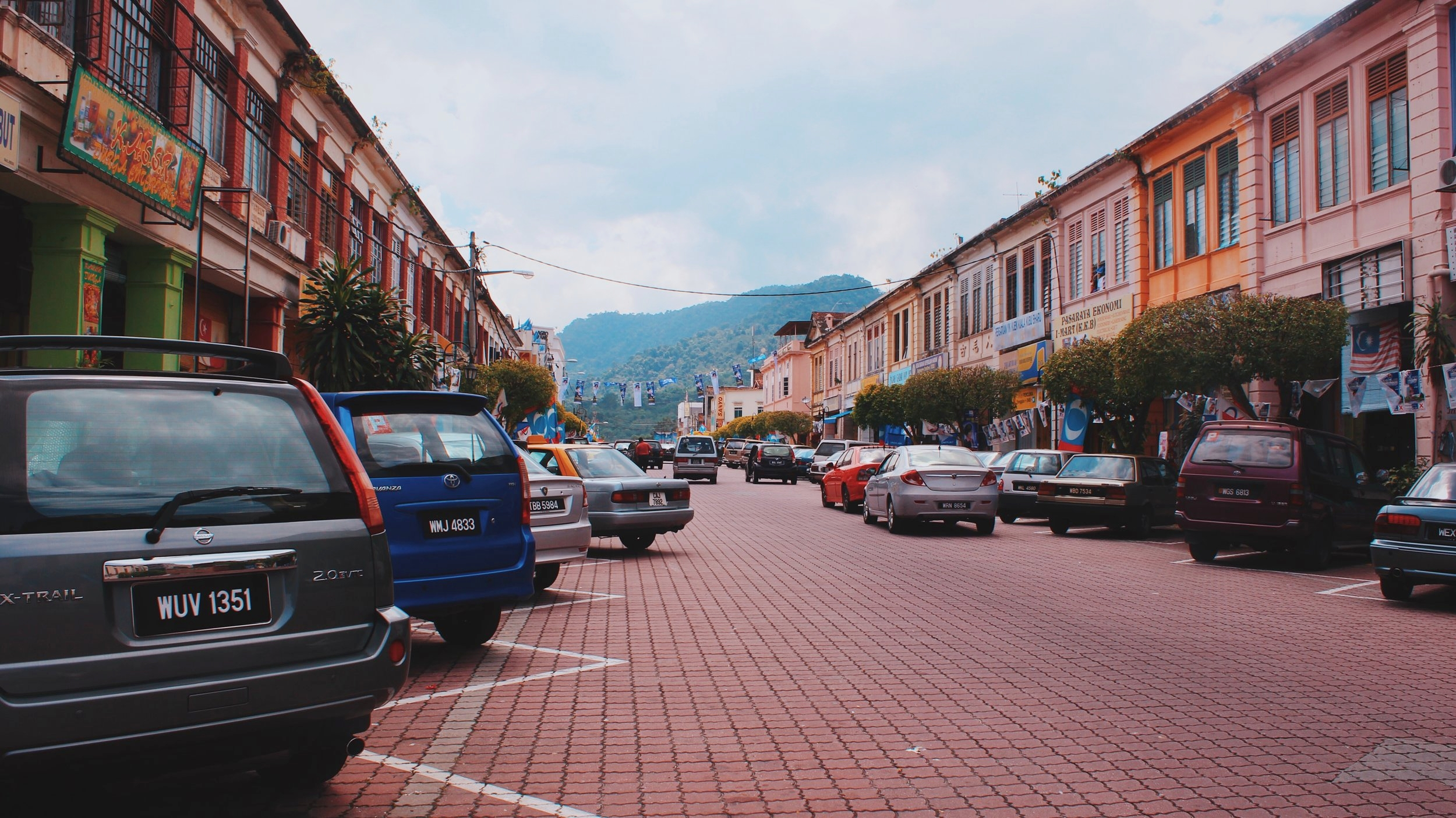 Quiet little town of KKB