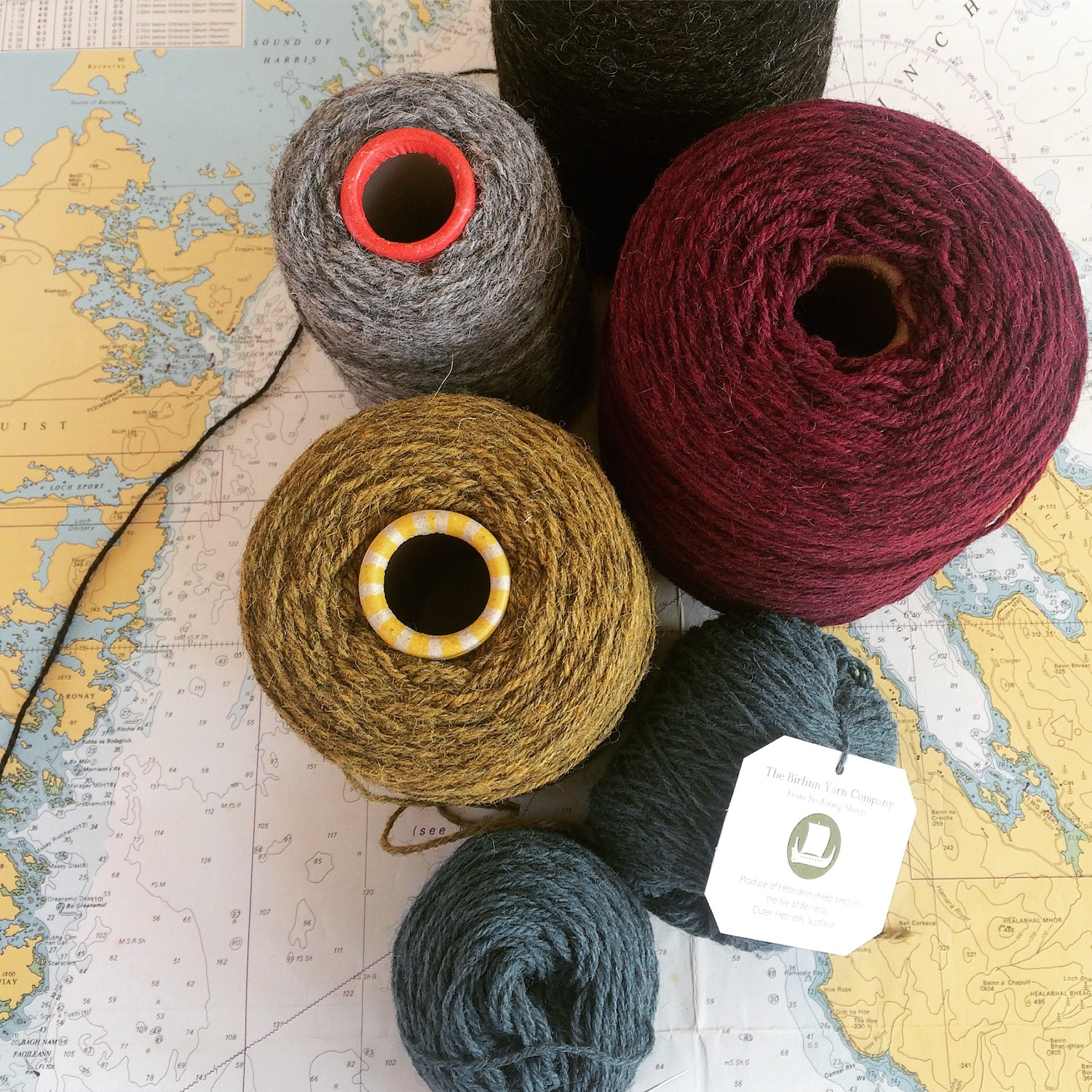 Fancy embarking on a new Hebridean knitting adventure?
