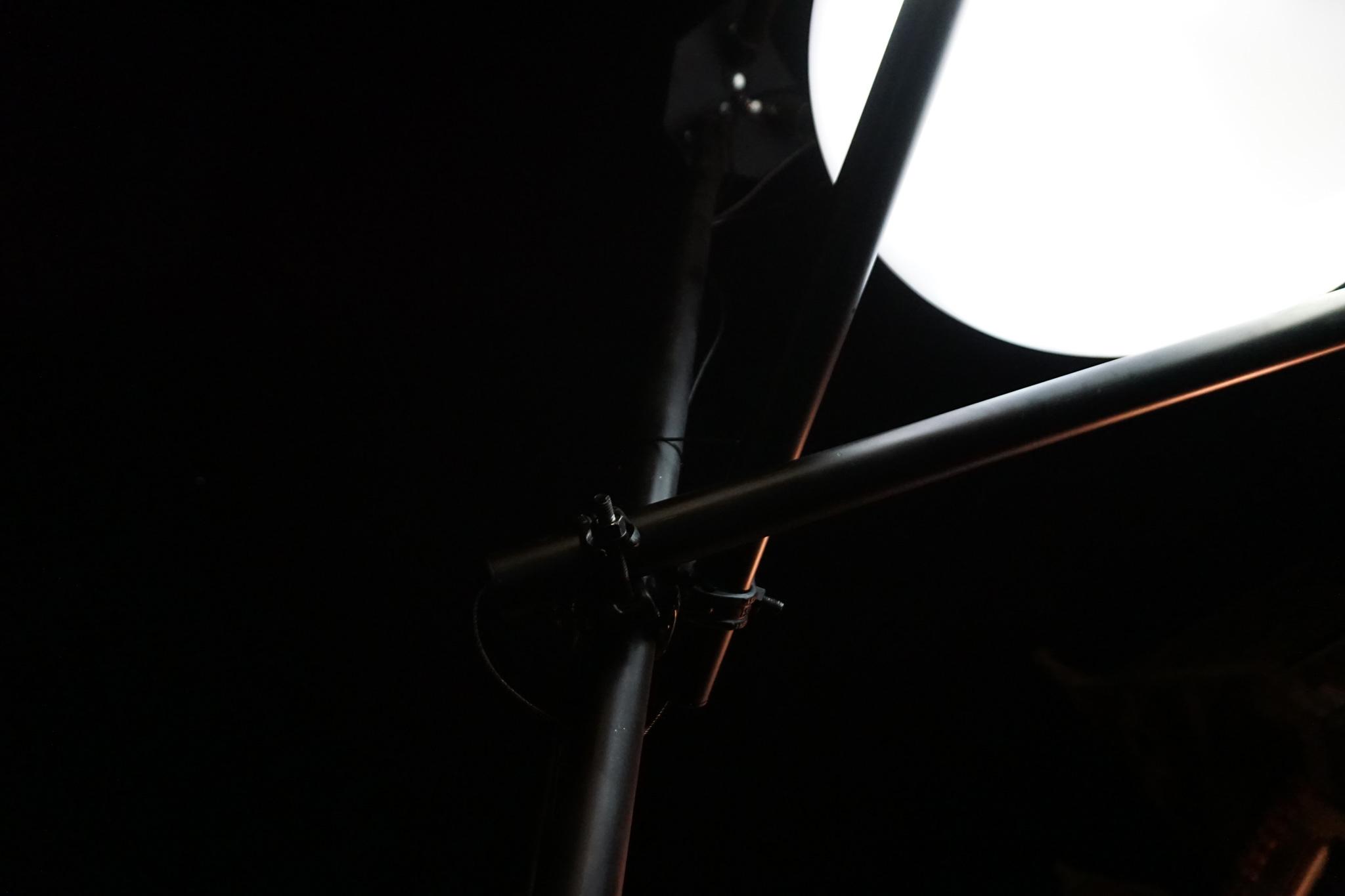 Alex jenkins - Moon Seat installation