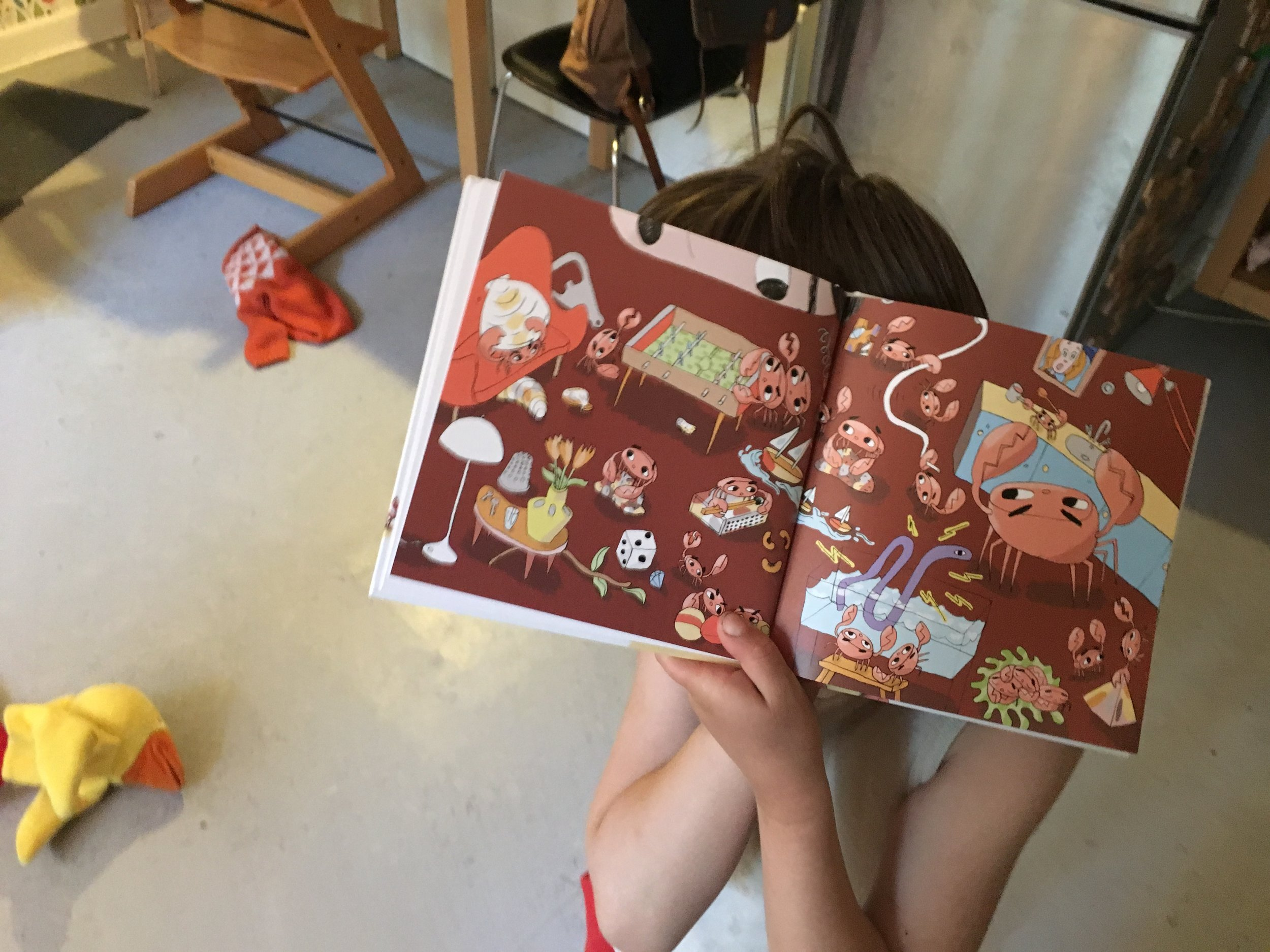 Stor litteratur til små mennesker - På Vilde Dyr kan vi lide det skæve, det sjove og det alvorlige. Vi kan især godt lide bøger der tager børn alvorligt