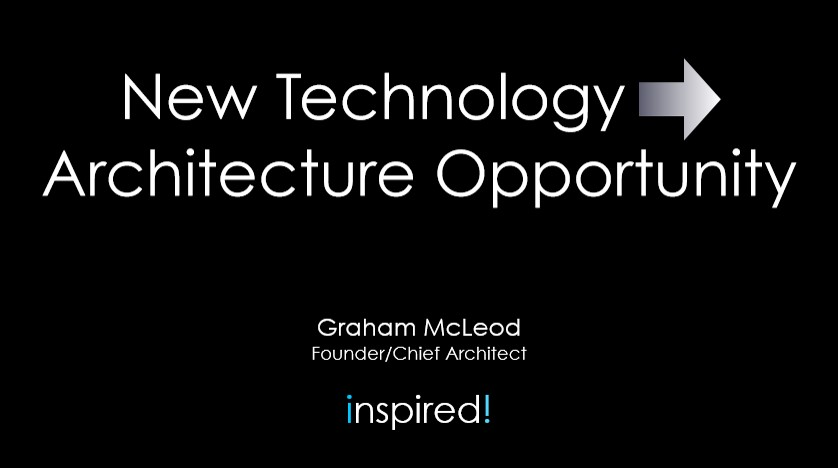 6,26MB - Technology Advances create Architecture Opportunity