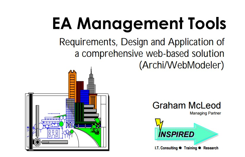 1,29MB - Enterprise Architecture Management Tools