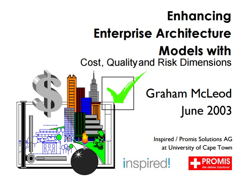 2,31MB - Enhancing Enterprise Architecture Models with Cost, Quality and Risk Dimensions