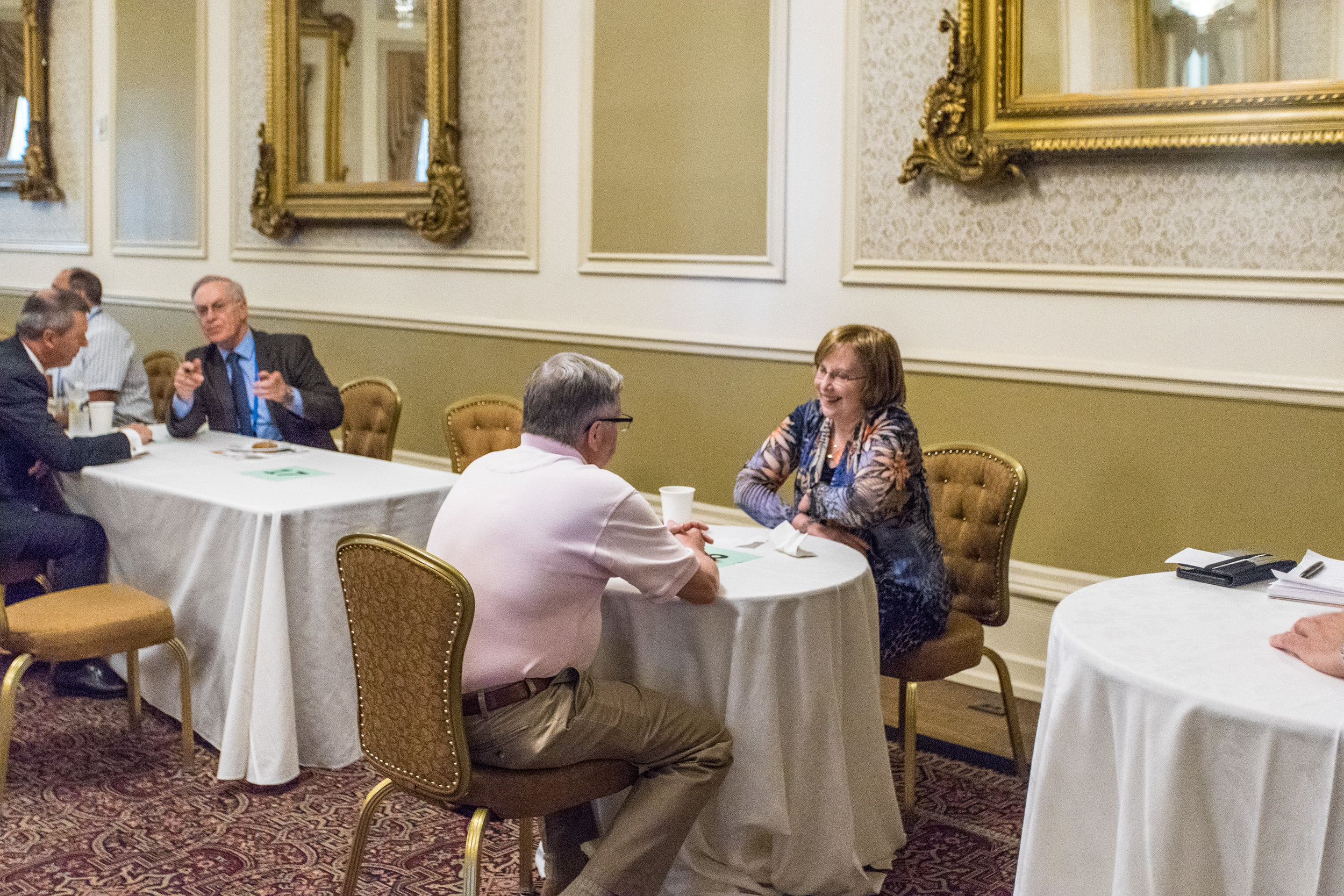 Donna Fitzgerald, Speed Networking RPS2017