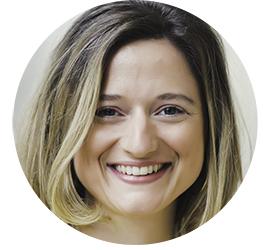 Danielle,  Personal Branding Client