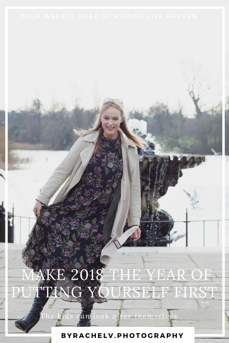 Make 2018 the year of putting yourself first