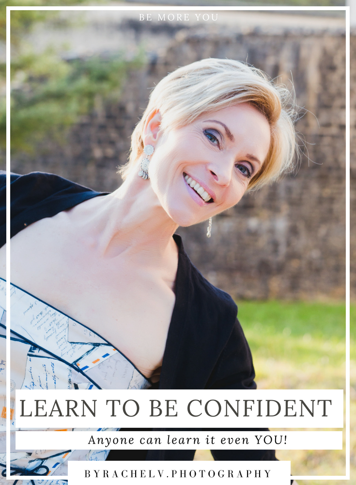 Learn to be more confident, anyone can learn it even YOU!