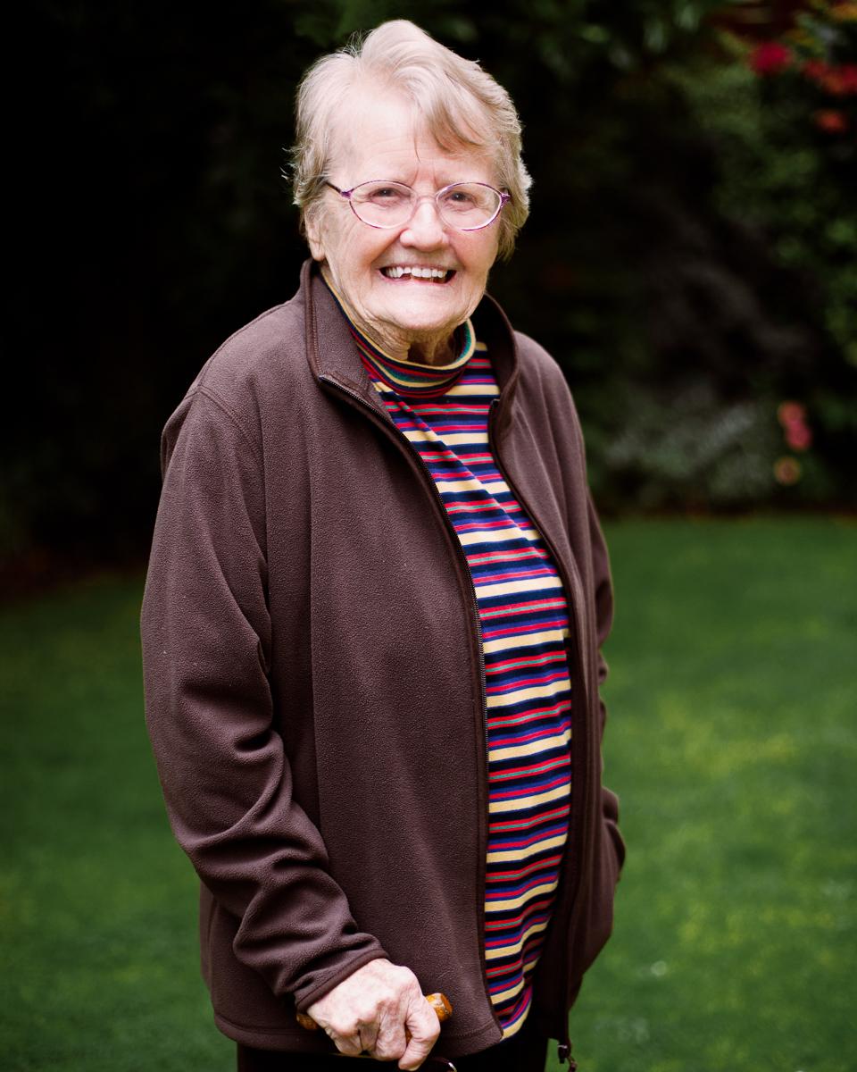 Phyllis Ginger Thomas - WRNS