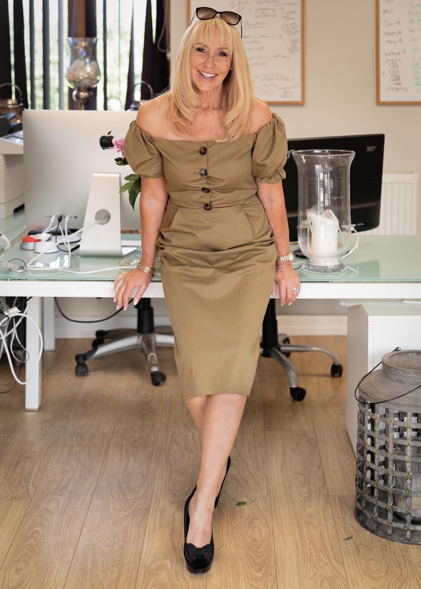 Alison Jenkins-Miles, founder f Boom Boss Biz