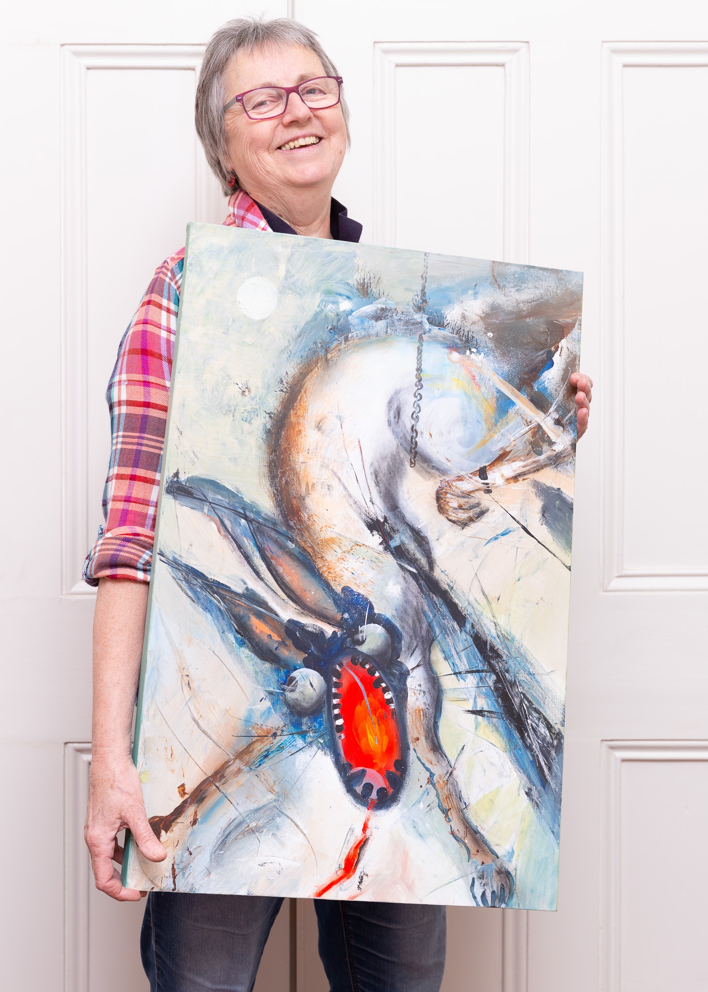 Jane Mackay, Artist painter