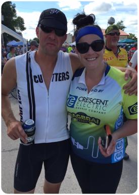 Jody Gorsh - Gorsh Electric (Iowa City) – Found me from my jersey!