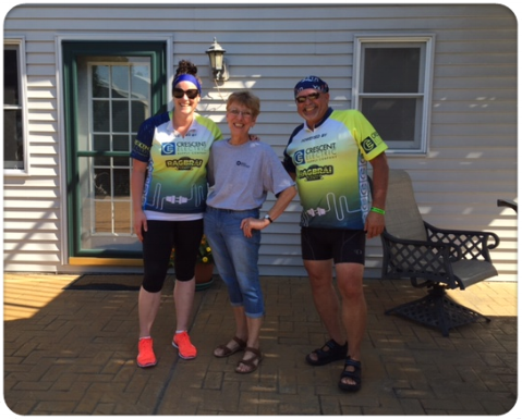 Vicki Baty of Baty Electric welcomed us to her home. Wonderful experience, incredibly hospitable. Thanks Vicki!!!!!!