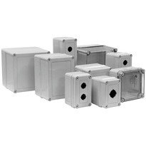 Electrical Enclosures + Boxes