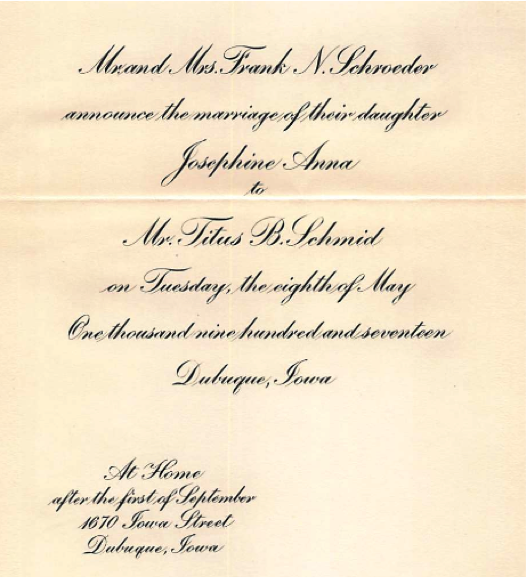 May 8 1917 wedding invite.png