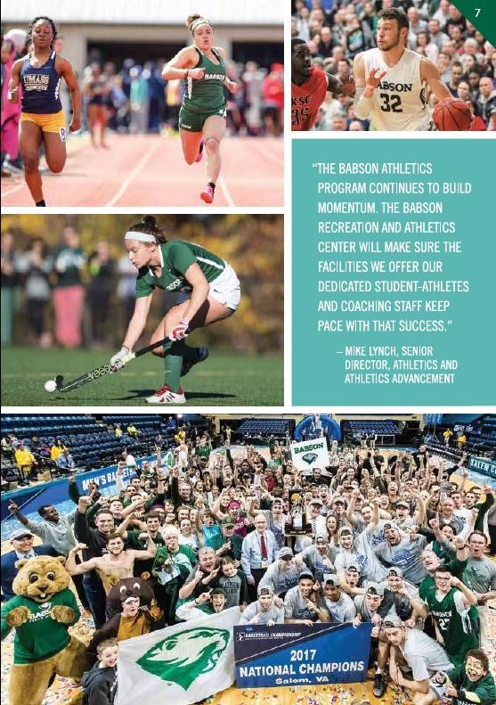 Danielle M. Griggs │ Boston freelance writer copywriting brochure pamphlet
