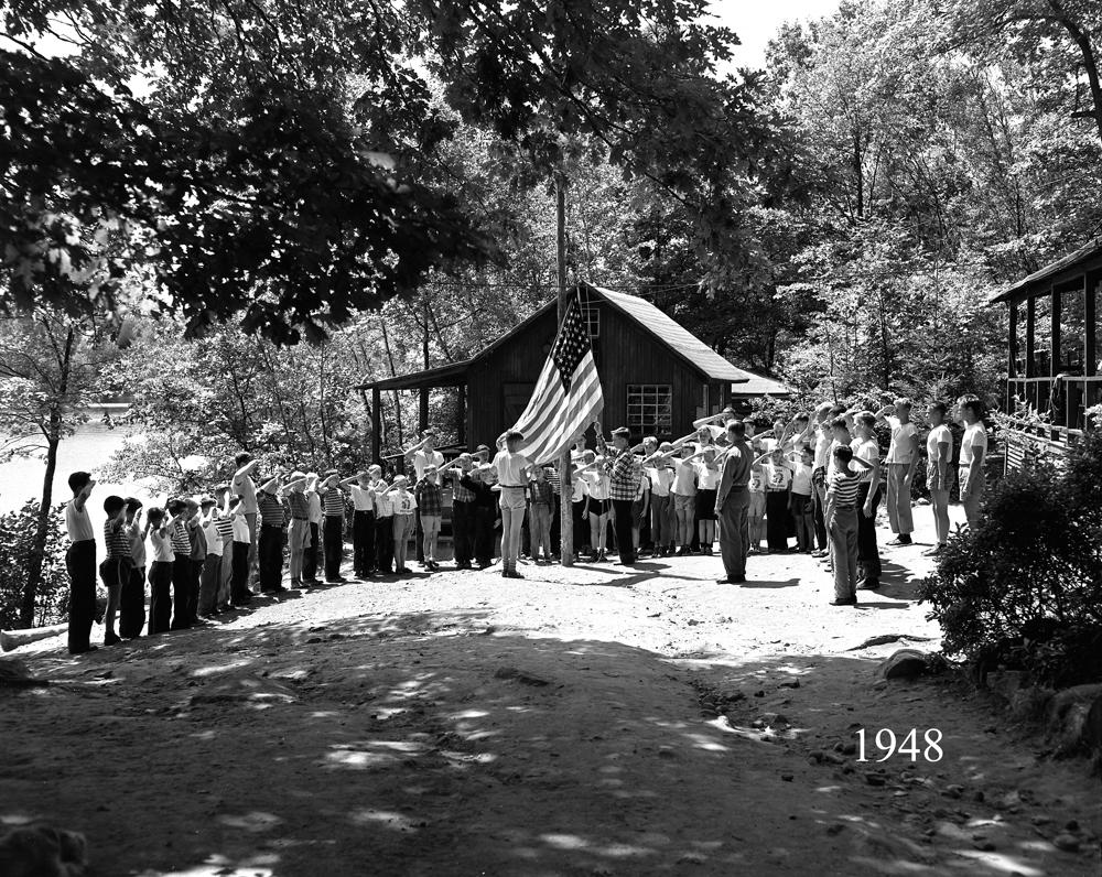 Boys Flag Pole 1948.jpg