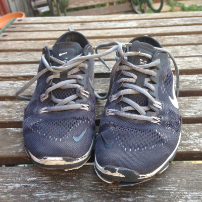 Well-used: my beloved Frees