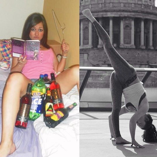 Serena Lee // @imserenalee // Yoga Teacher & Personal Trainer, East London // Sobriety & Giving Up Alcohol
