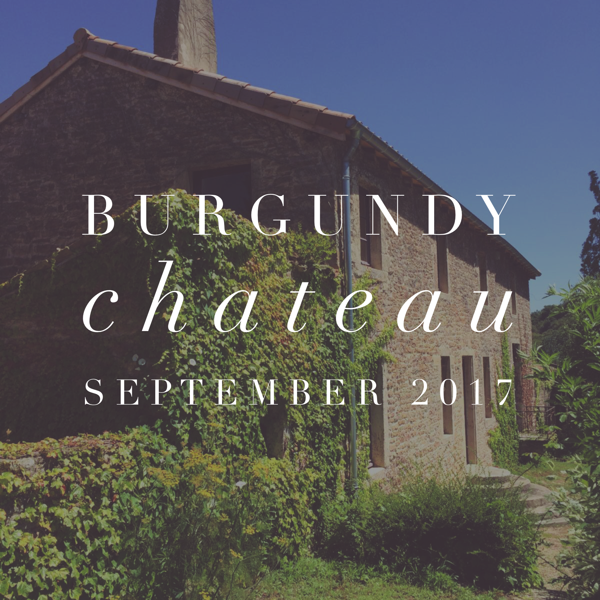 Burgundy Chateau vegan yoga retreat - Scotland, September 2017 - all-inclusive - Europe wellness holiday in east-central France (Lyon)