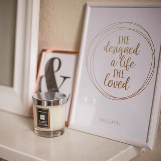 She Designed a Life She Loved   (Image:    ThreeSixFive   )