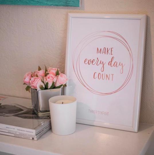 Make Every Day Count   (Image:    ThreeSixFive   )