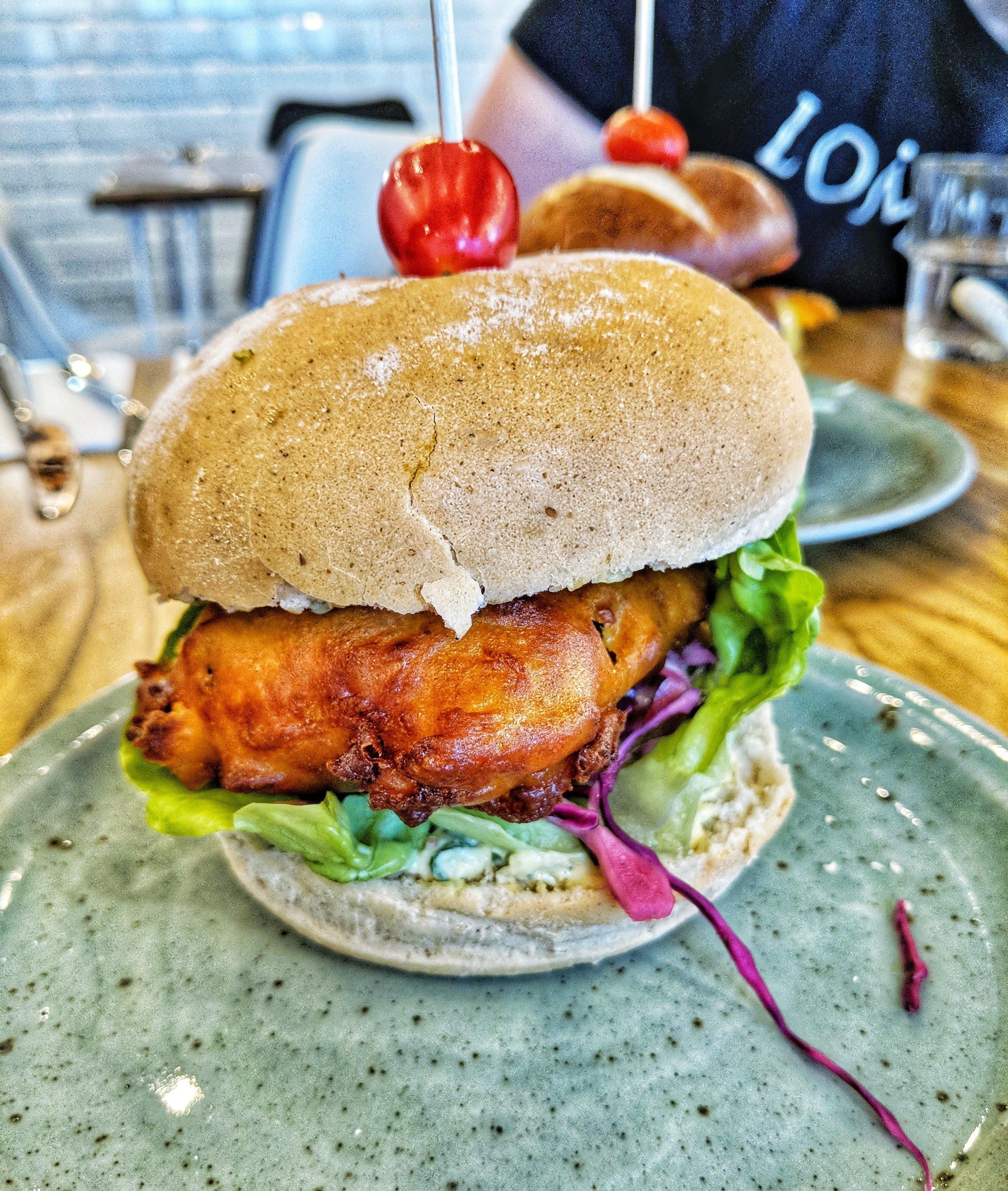 Serena Lee // Vegan Diner in London // Hoxton // Review - Unity Diner