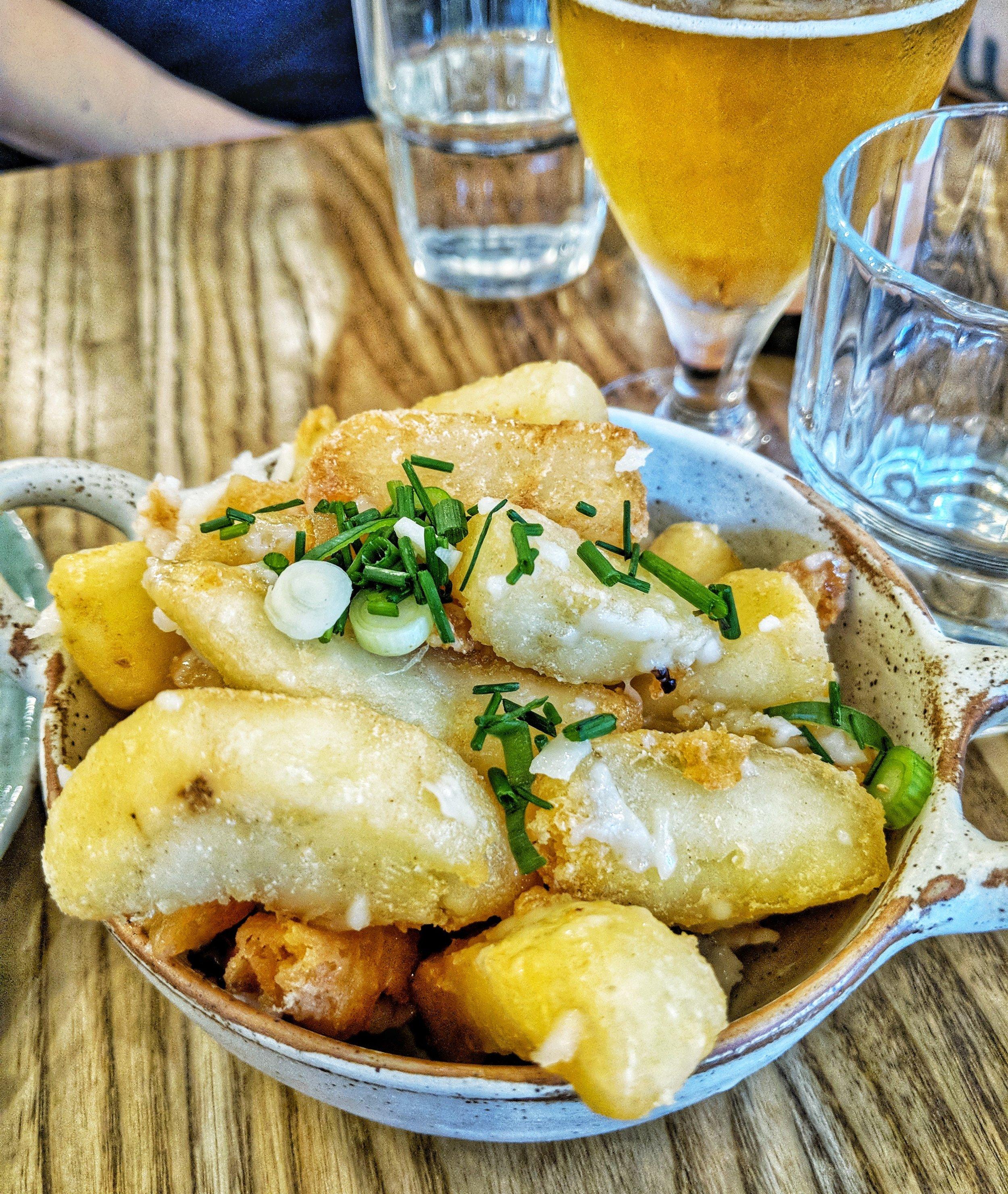 upload.jpgSerena Lee // Vegan Diner in London // Hoxton // Review - Unity Diner