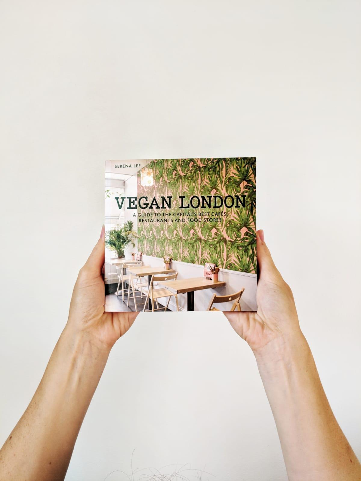 vegan london book