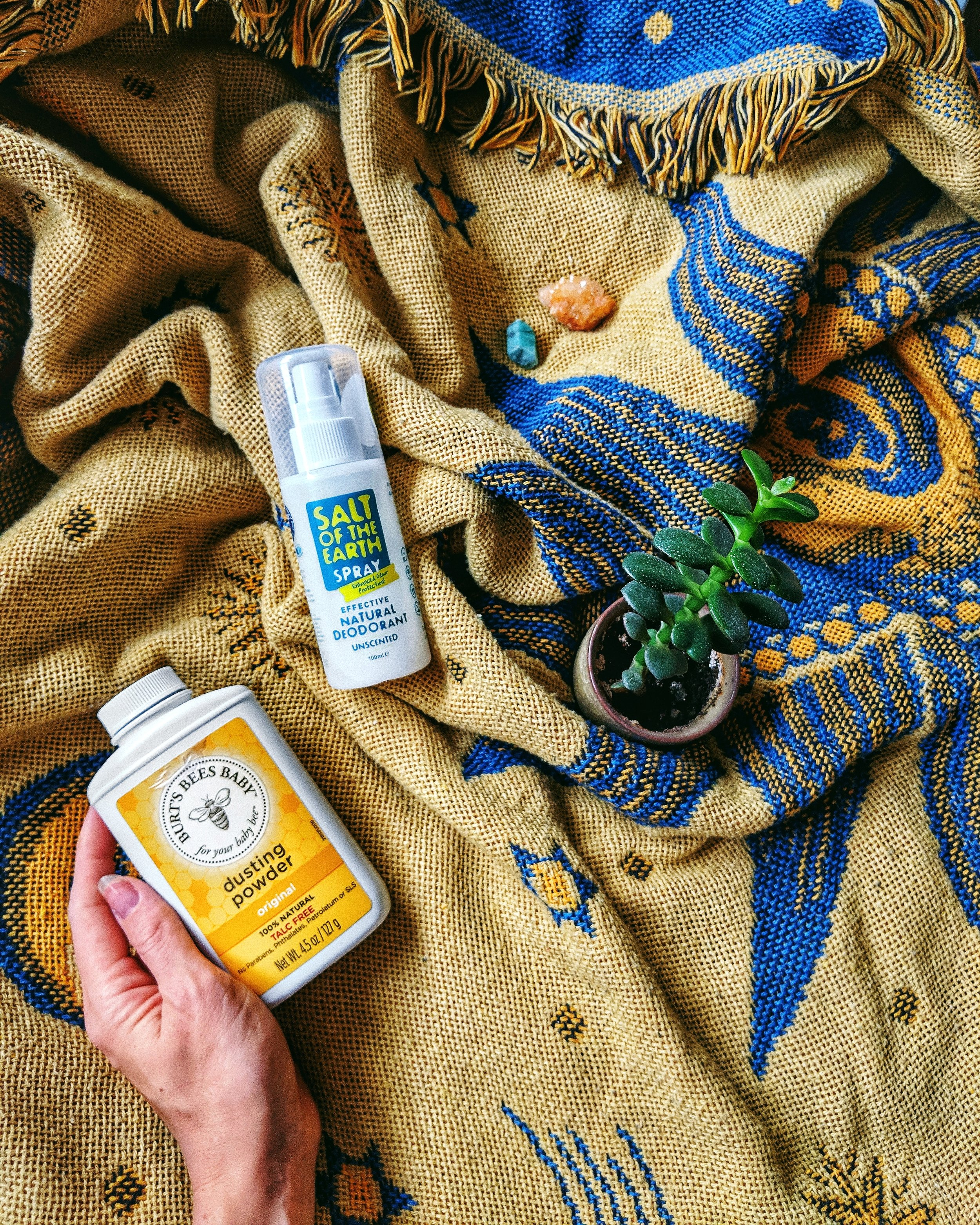 Natural Underarm Care What I Use Serena Lee