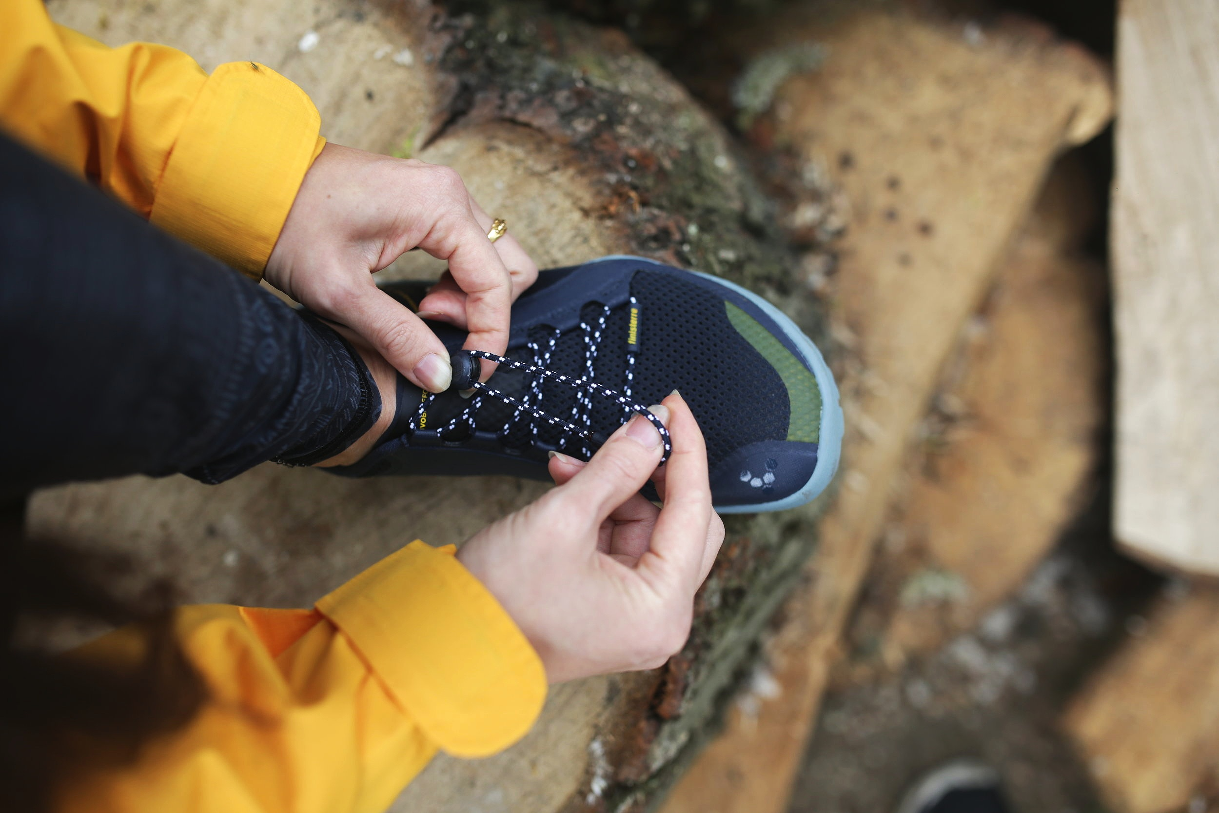 Finisterre x VIVOBAREFOOT The Prima