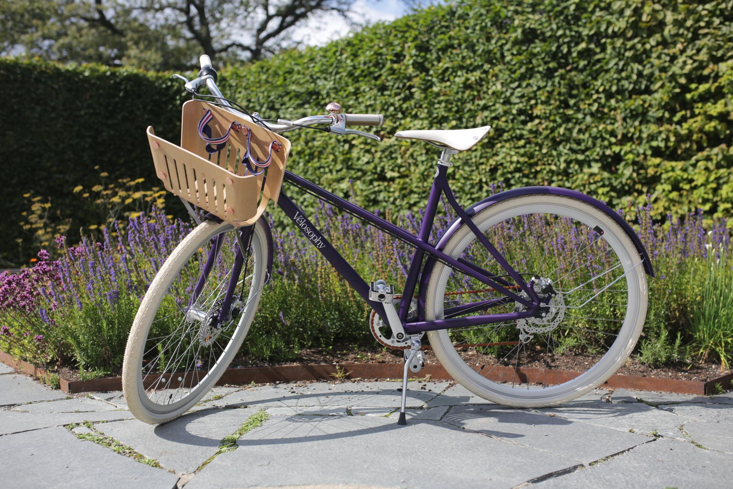 velosophy nespresso bicycle