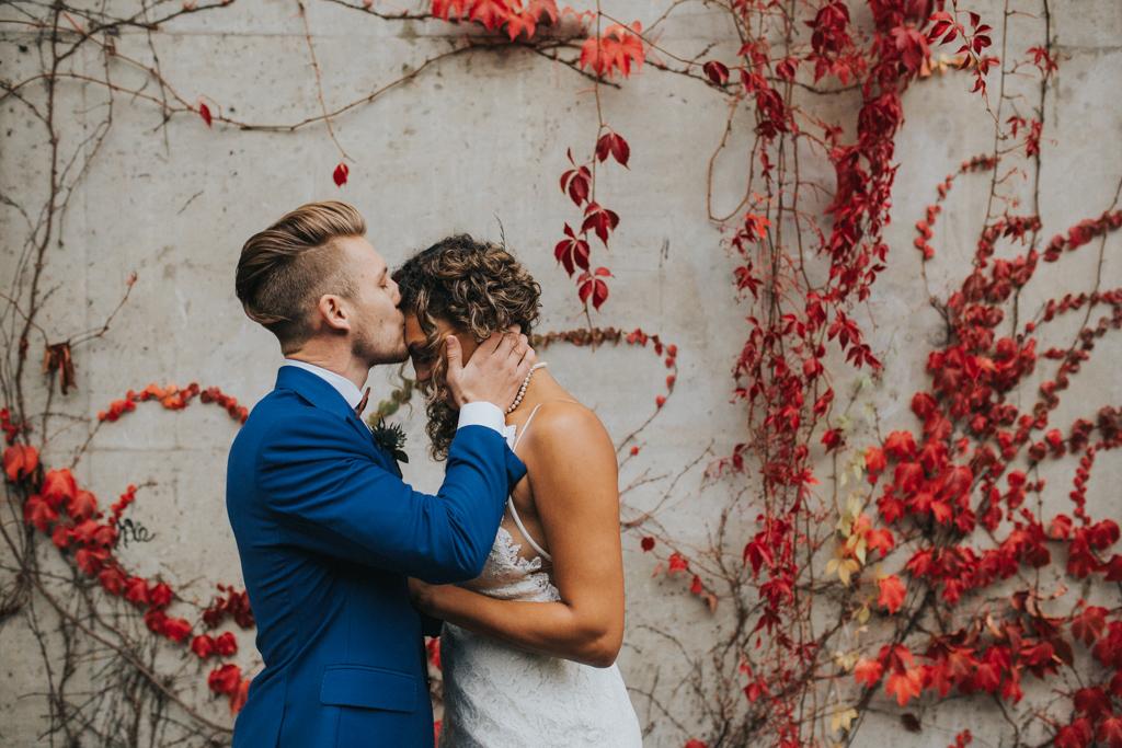 False Creek Yacht Club Wedding - November 2nd, 2017