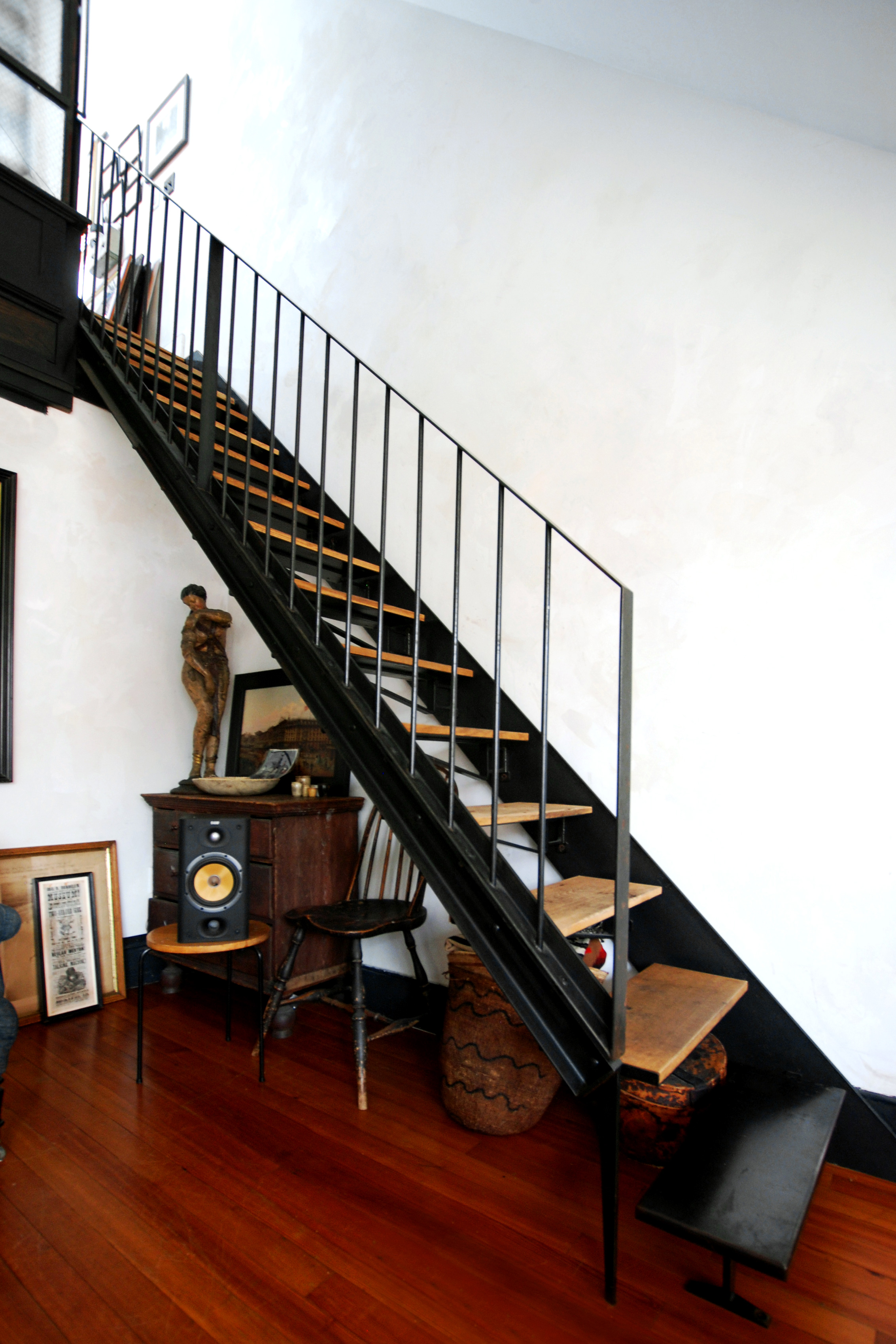 Woodward Residential Staircase