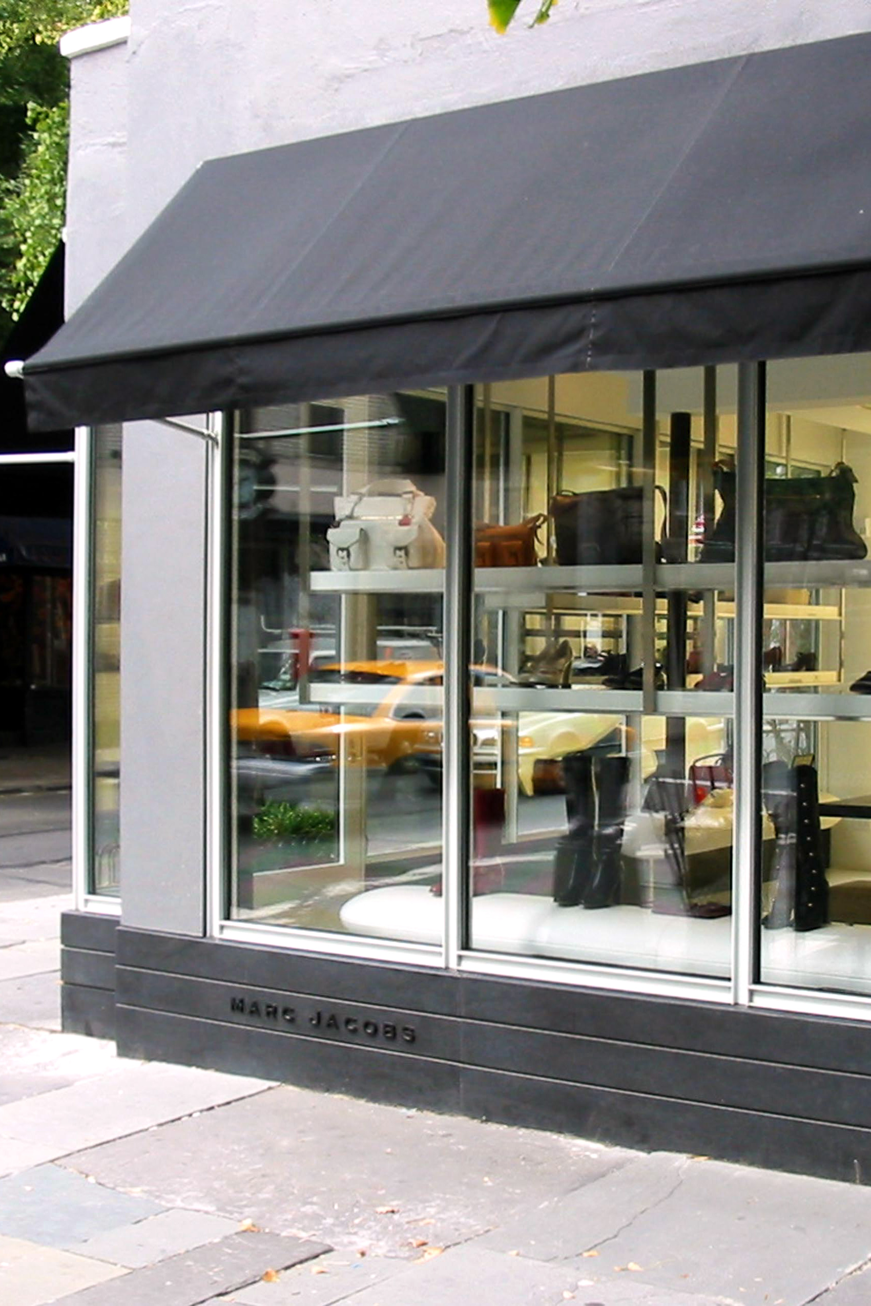 Steel & Glass Storefront