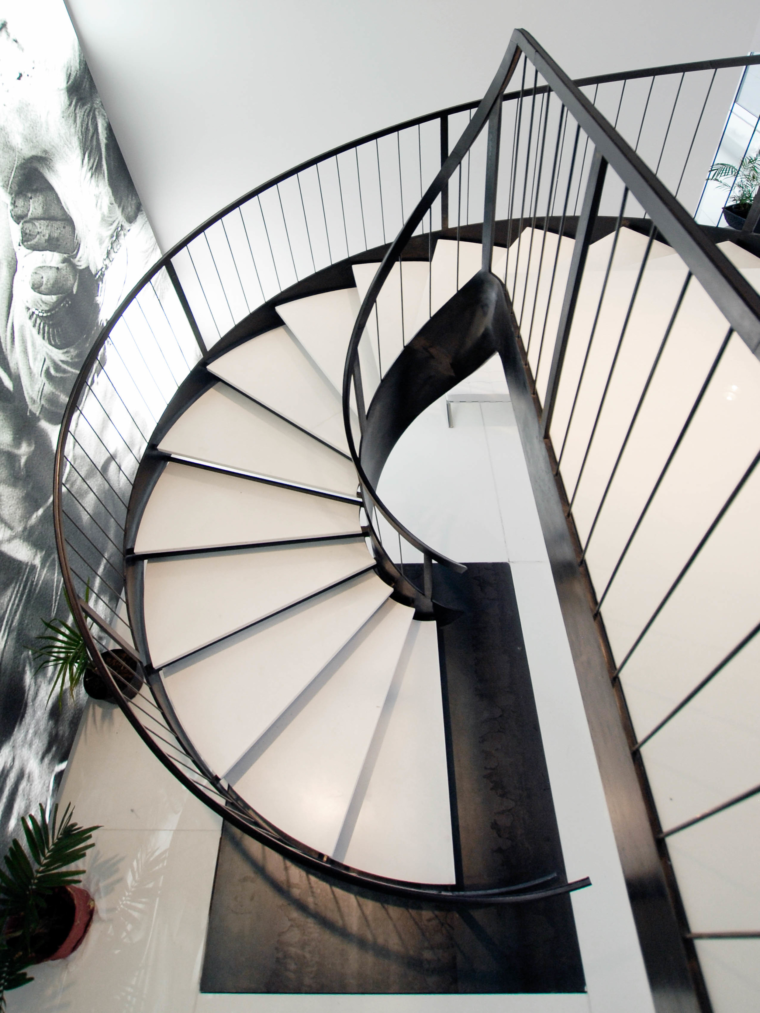 Helix Staircase design