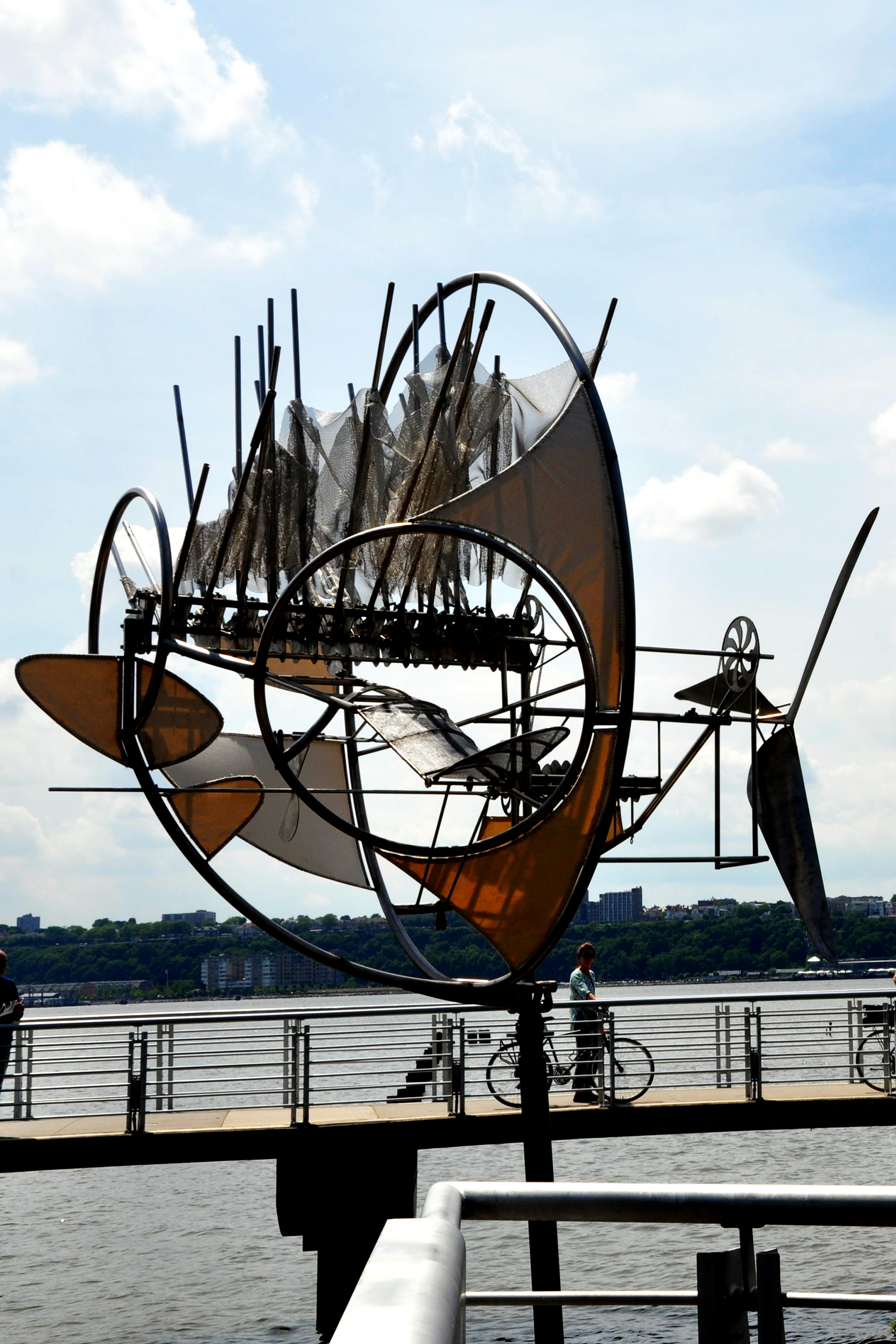 HakSul Wind Powered Sculpture