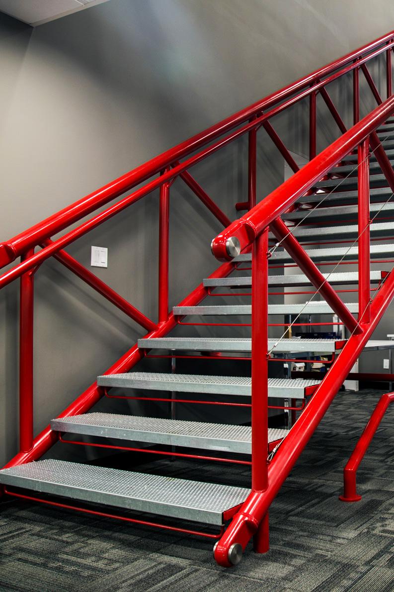Crane Staircase