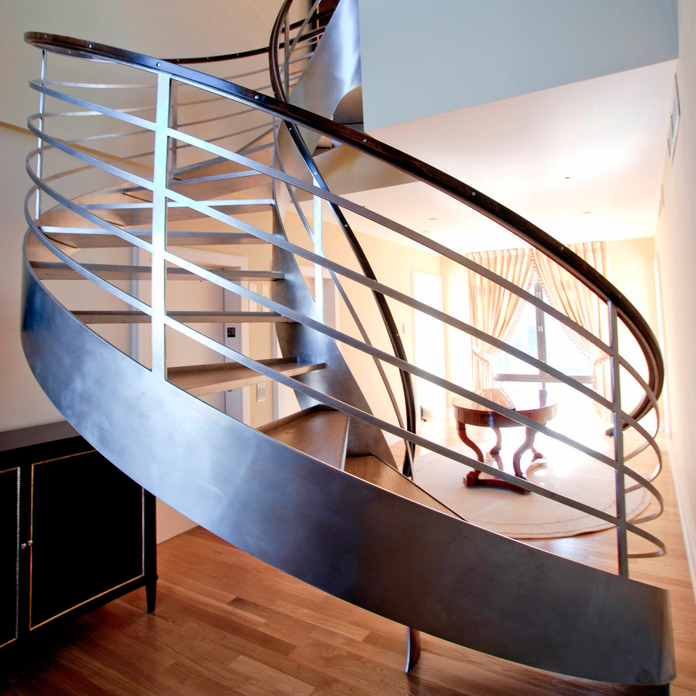 Helical Staircase