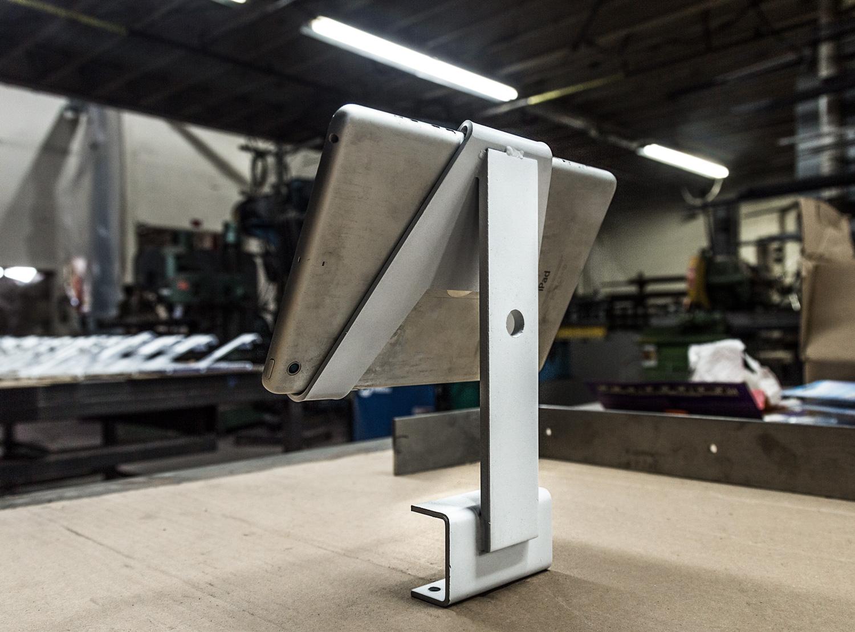 iPad Holder Production Run