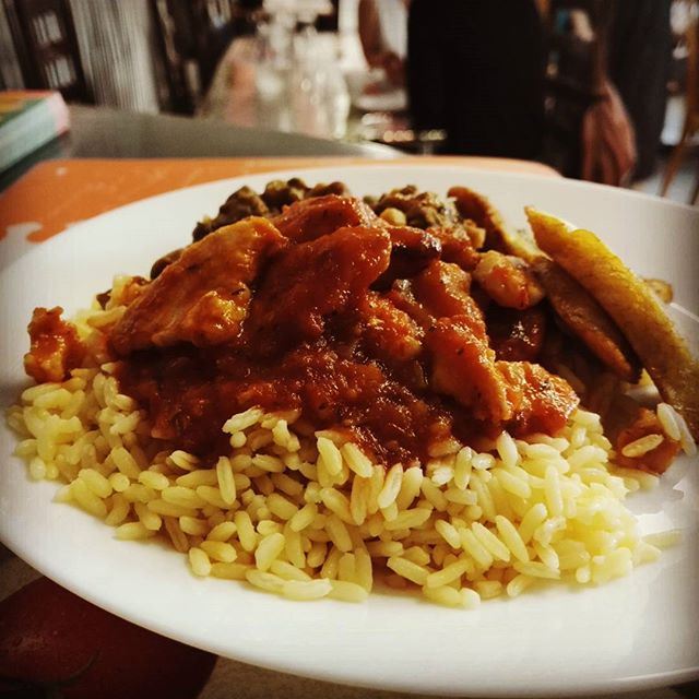 The only african fusion buffet restaurant in finland. Suomen ainoa afrikkalainen fuusio buffet ravintola on African Pota.#food #helsinki #delicious #lunch #finland #african #fusion #suomi #africa