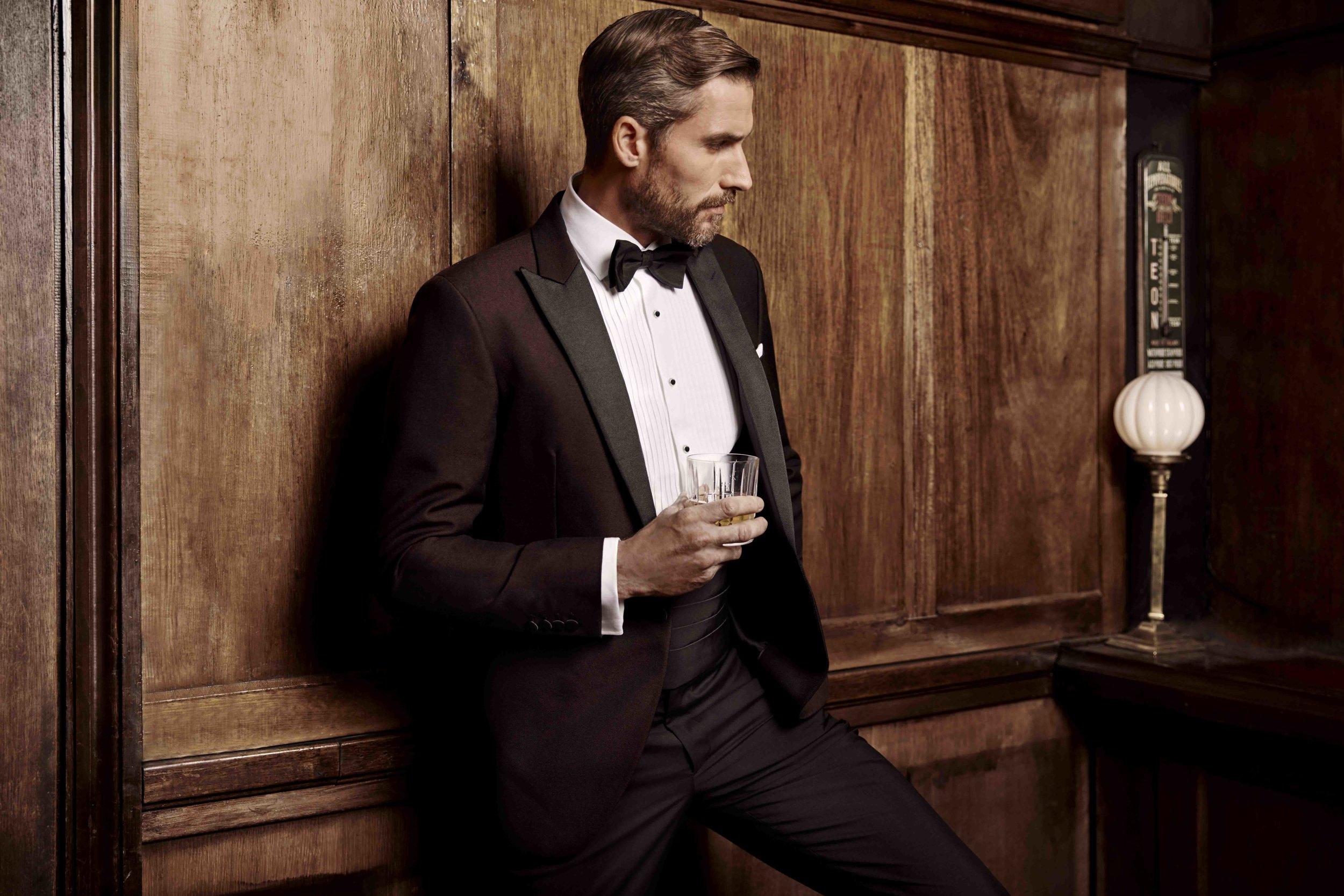 Hackett - eveningwear -