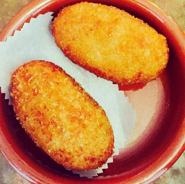 Crocchette Di Patate #potatocroquette #italiancroquette