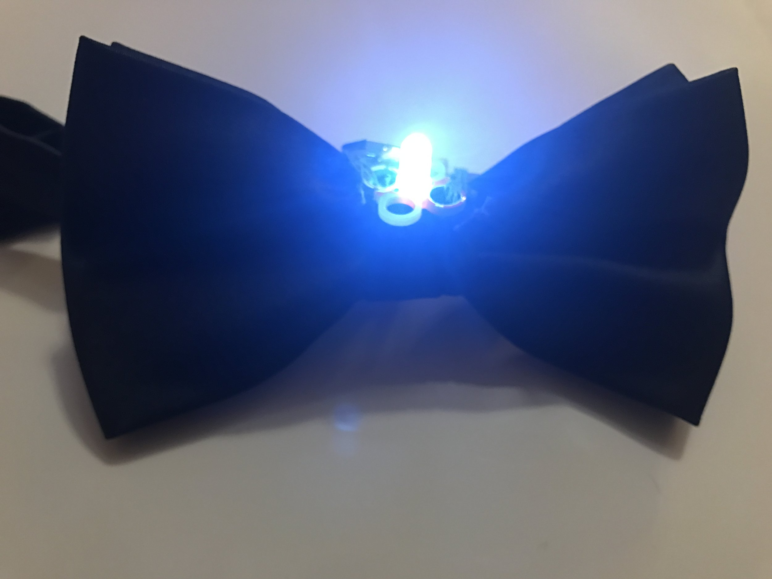 LED bowties for your special occasions.