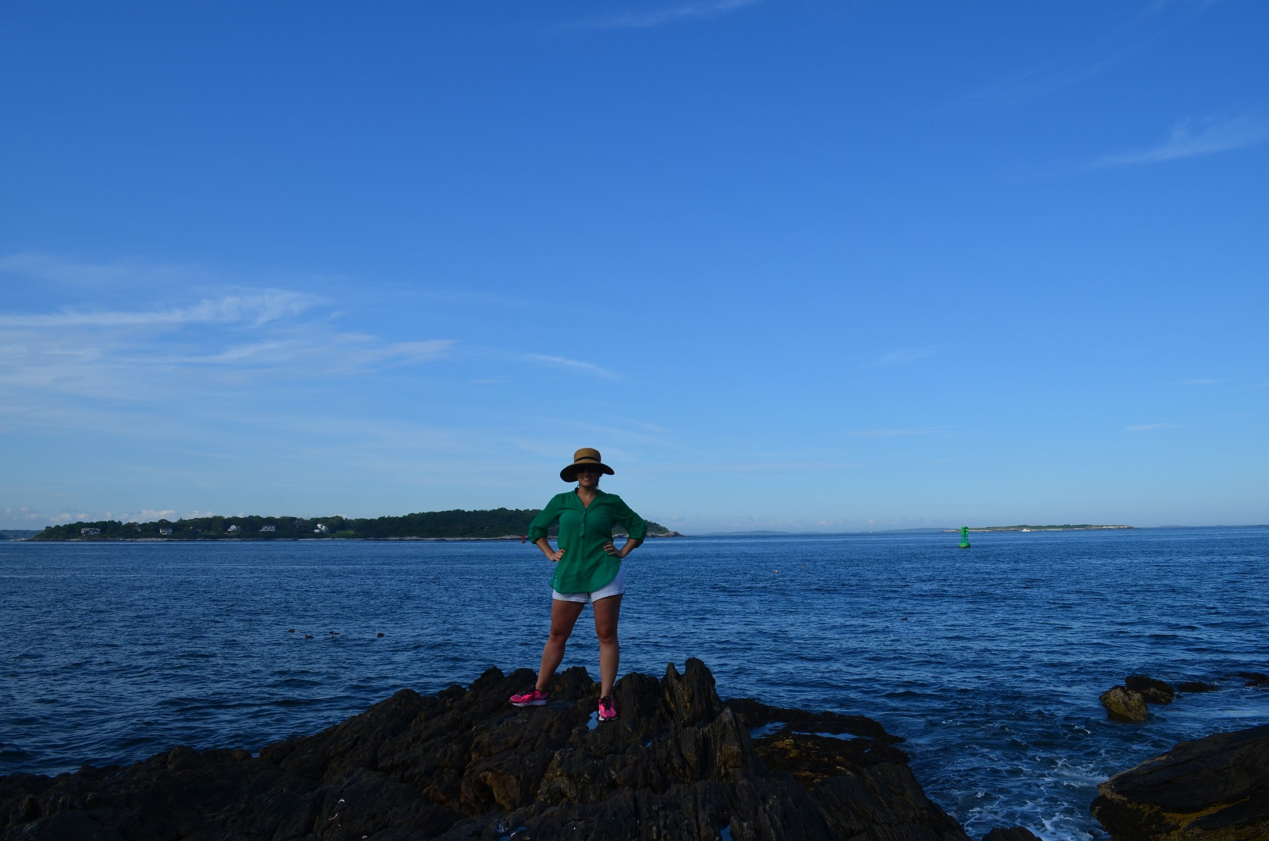 Cape Elizabeth, Maine - one of my happy places