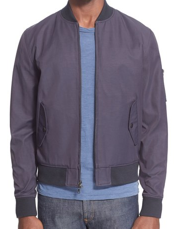 Todd Snyder Cotton Bomber Jacket