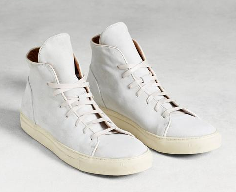 John Varvatos 315 Wide Lace Sneaker